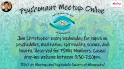 Psychonaut Meetup Online
