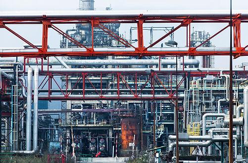 Projet de l'Art à l'Industrie à la raffinerie de Petit-Couronne