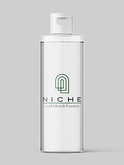 Niche Sanitiser Bottles