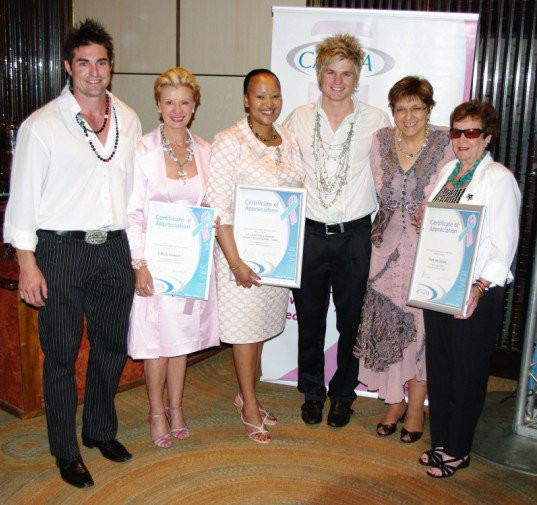 Fundraiser Charity for CANSA's Women's Health