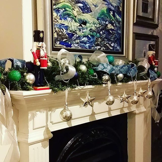 Dressing your Mantle