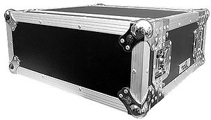 Amplifier Rack Cases by Road Ready Australia.