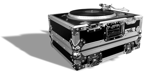 Our deluxe universal turntable cases are back in stock and shipping Australia wide.