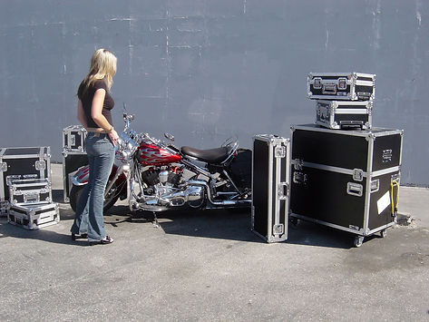 Guitar Cases, Amp Cases, Keyboard Cases and Pedal Board Cases by Road Ready.Crafting quality Road cases built for the rigors of the road; that's what we do best.