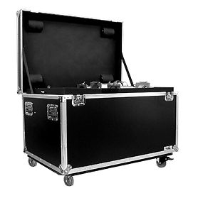 Hand crafted with care our utility cases feature rugged Road Ready features like Beefy, industrial corners, hardware and recessed handles.