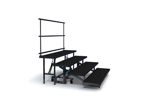 Mobile Folding Choir Risers