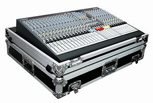 Yamaha Cases, Mackie Cases, Behringer Cases, Midas Cases, Allen & Heath Cases, Presonus Cases and more from Road Ready Cases.