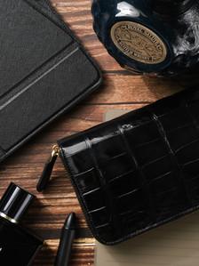 クロコダイル 長財布