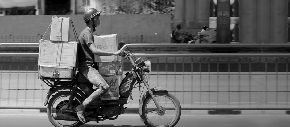The Challenging Lives of Delivery Boys