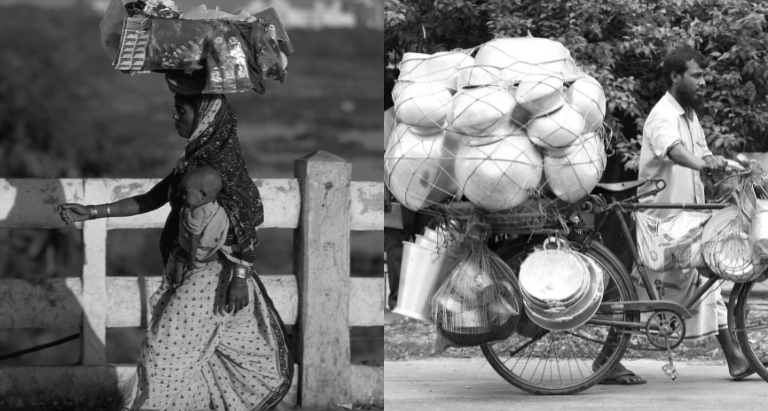 Street Vendors - Freedom from Pain