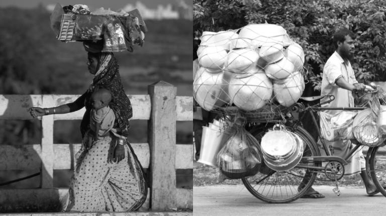 Street Vendors in India