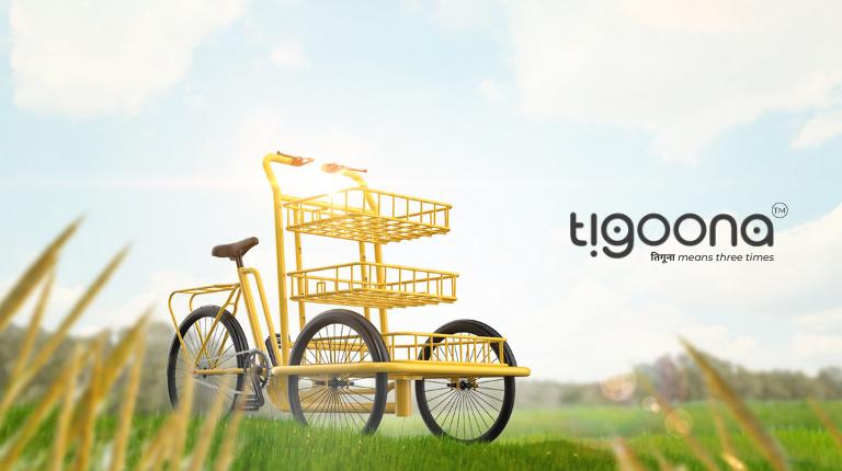 Tigoona Street Vendor Pushcart