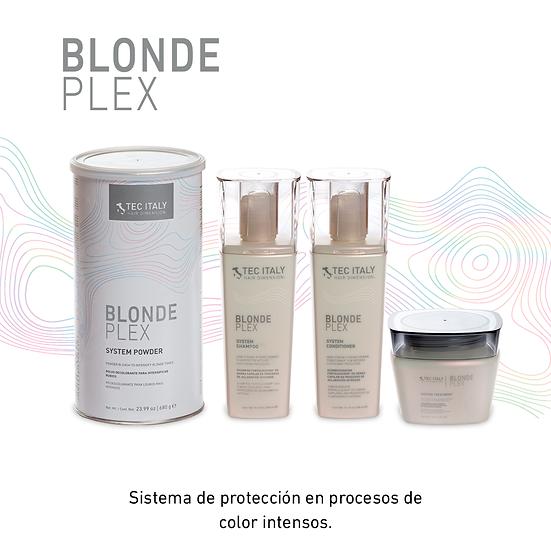 KIT Blonde Plex JR