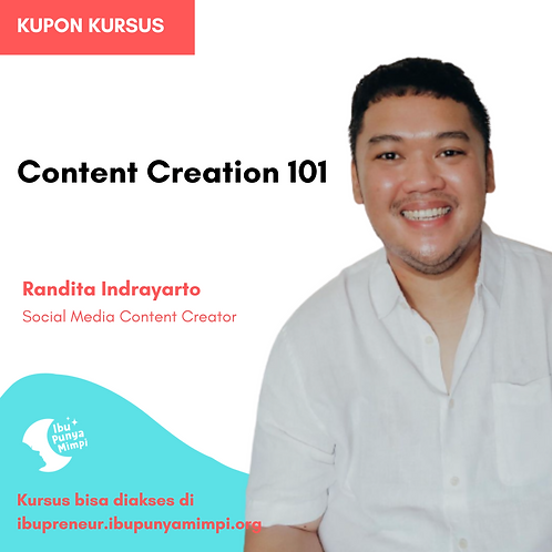 Kupon Content 101