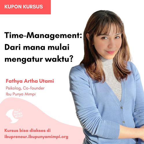 Kupon Time Management