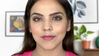 Makeup For Diamond Face: Highlighter, Bronzer and, Blush
