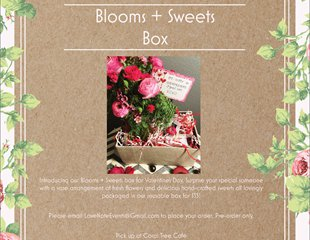 Blooms + Sweets Box