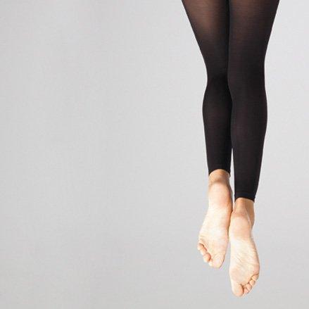 Footless Tights 1817