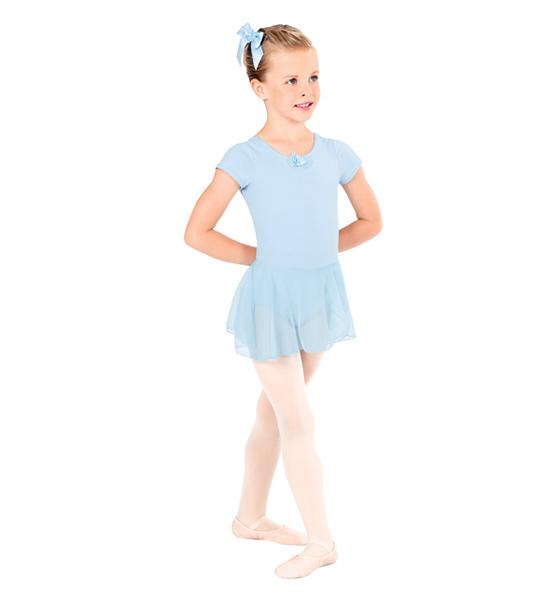 Dress and Barrett blue