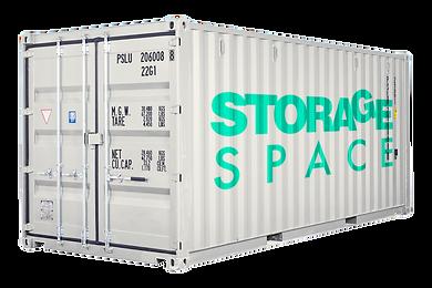 20ft Self Storage container, safe dry self storage in Barnstaple, North Devon