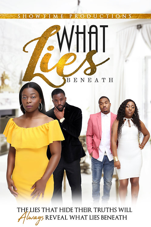 What Lies Beneath - The Stage Play DVD