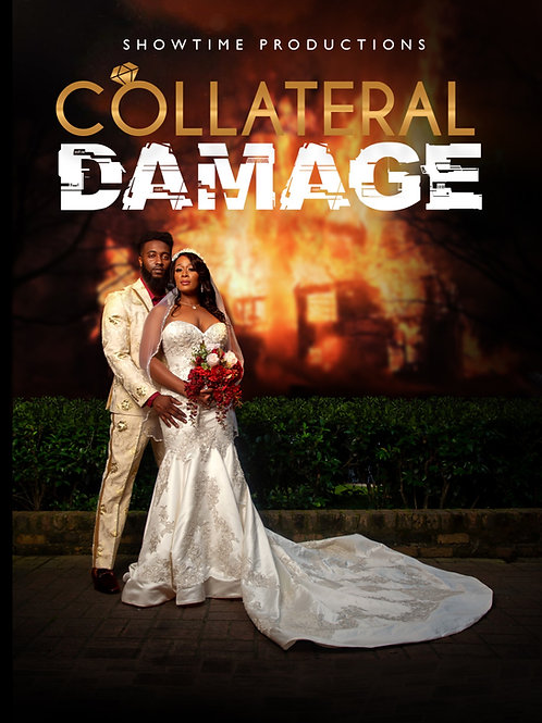 Collateral Damage - The Stage Play DVD Pre-Order