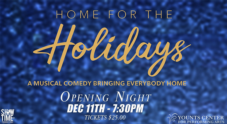 Friday Night-  Dec 11th  @ 7:30pm