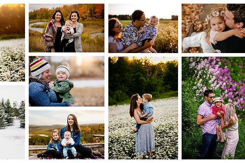 A Year of Photos