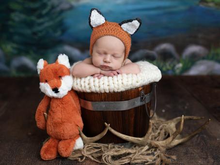 Bennett - Newborn