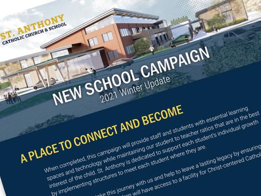 New School Project : Winter Update 2021