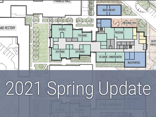 New School Project : Spring Update 2021