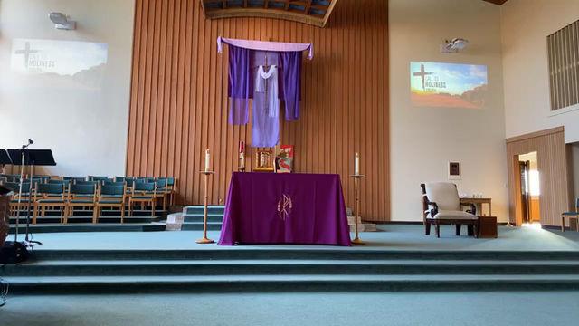 Weekend Mass Video: March 15