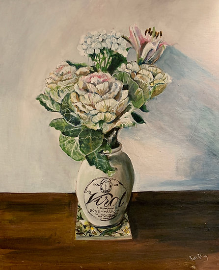 Vitriol vase