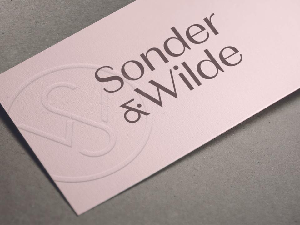 Sonder & Wilde
