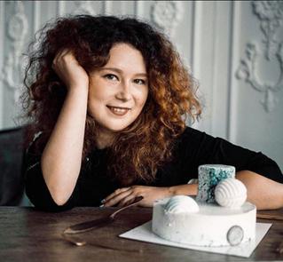 Мария Троицкая - архитектор и кондитер, создатель и мастер бренда Marie Oiseau Pâtisserie