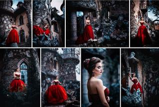 Ольга Борисова организует самые красочные и креативные фотосессии