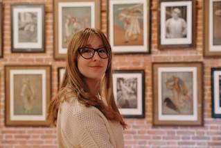АнастасияПарфеньева о новой выставке
