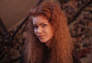 Анастасия Чернолесова - тату мастер из Санкт - Петербурга.