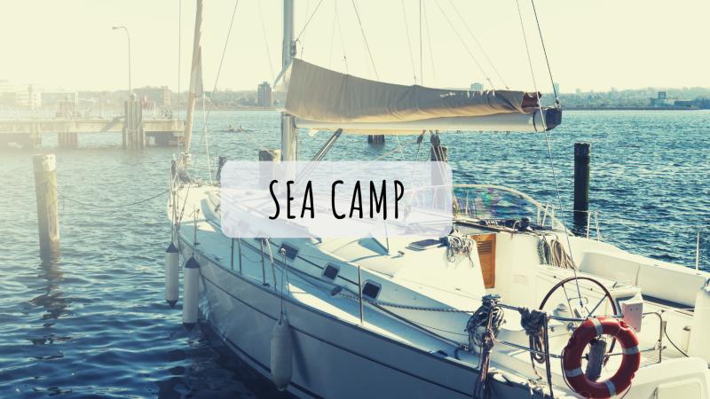 sea camp small