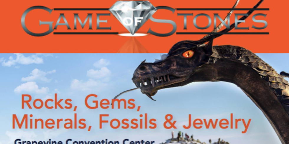 Arlington Gem and Mineral Club's 62nd Annual Show