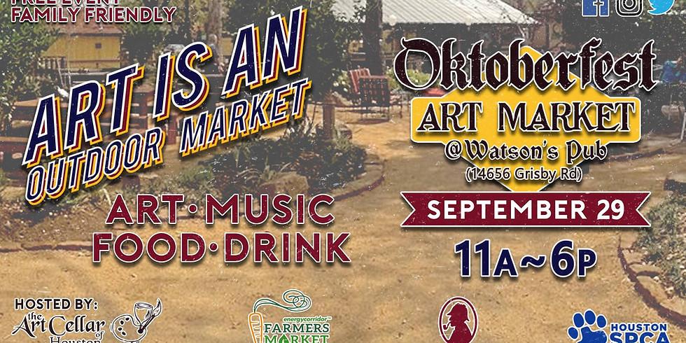 Oktoberfest Art Market