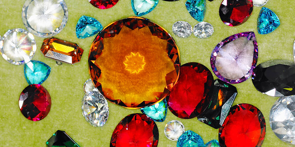 Austin Gem & Mineral Society Show - Gem Capers 2018