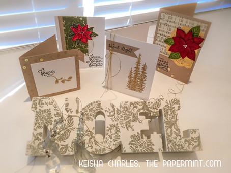 Christmas Card Countdown - Day 5!