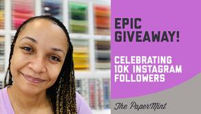 10,000 Instagram Follower GIVEAWAY