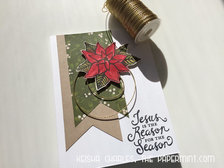 Christmas Card Countdown - Day 3!