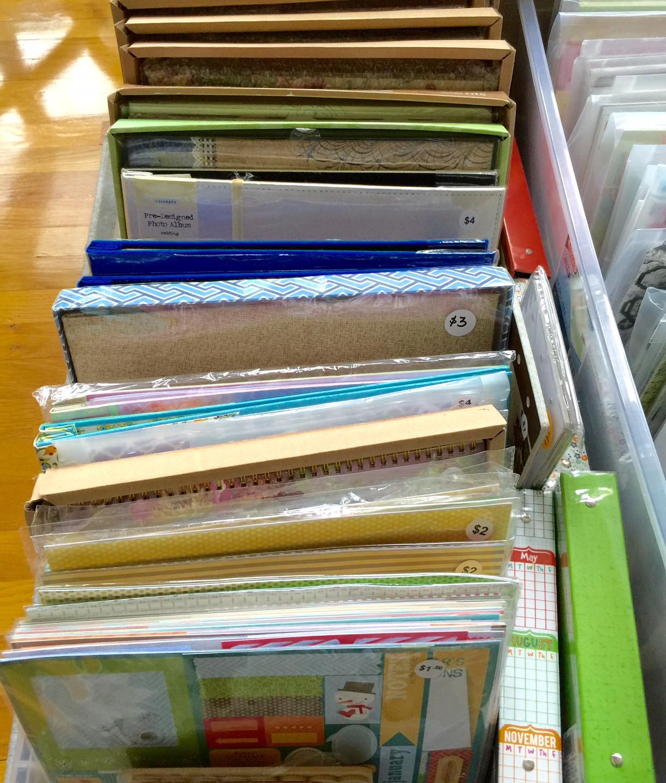 Scrapbooking Kits & Albums