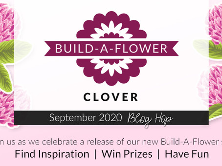 Altenew Build-A-Flower: Clover Release Blog Hop + Giveaway