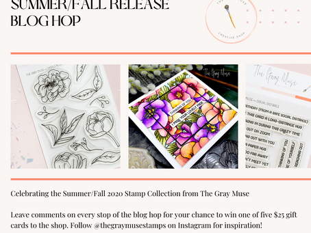 The Gray Muse Summer/Fall Collection Blog Hop
