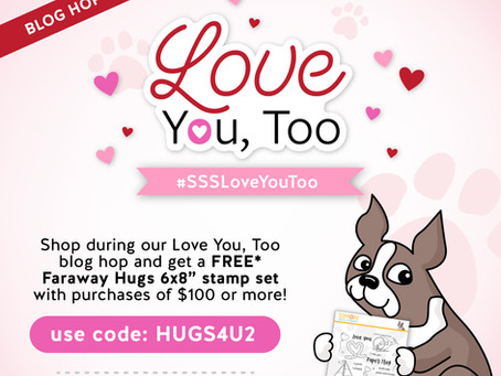 Simon Says Stamp - Love You and Love You, Too Release Blog Hop