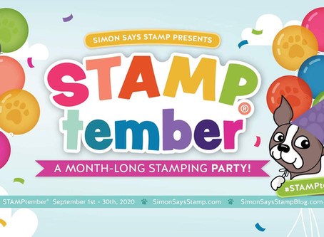 Simon Says Stamp - STAMPtember® 2020 Blog Party